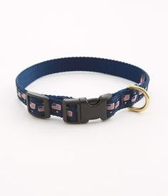 Flags Dog Collar