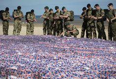 EN IMAGES. La commémoration du Débarquement en Normandie