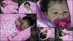 African American reborn dolls, ethnic reborn dolls, black baby dolls, biracial reborn dolls, toys, gifts, collectibles