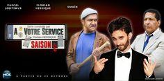 A votre service saison 3 (TV Series)