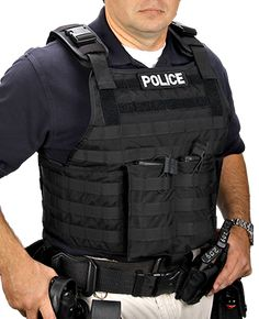U.S. Armor | ERPC - Extended Rifle Plate Carrier | Custom Fit Body Armor | You'll Wear It! | www.usarmor.com