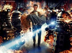 Who killed all the Daleks?