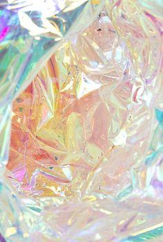 #plastic #paper #multicolored #light #iridescent #texture #makemepattern #lucid #glam http://makemepattern.tumblr.com/