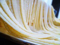 Pasta Time.