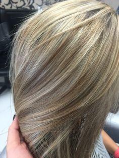 Highlights Highlights, Long Hair Styles, Beauty, Beleza, Long Hair Hairdos, Luminizer, Hair Highlights, Long Hair Cuts, Highlight