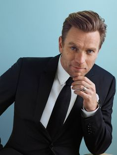 Ewan McGregor for GQ Germany by Hunter and Gatti
