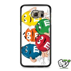 Character M m Chocolate Samsung Galaxy S7 Case