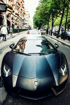 Mean Lamborghini Aventador. Cool supercar content via carhoots.com. Sign up today.