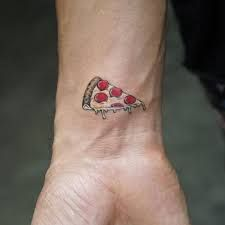 Pizza Tattoo 44