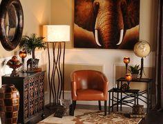 safari room #kirklandstumblr #animalinstincts