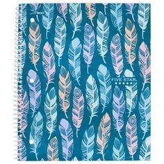 Buy Five Star Style Wirebound Notebook, 1 Subject, College Ruled, Asst. Designs at Walmart.com