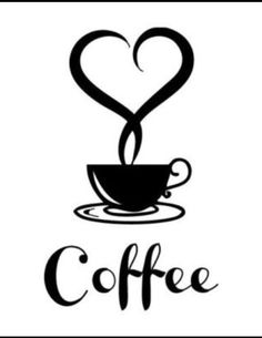 Coffee Station Cafe Kitchen Vinyl Decal/Sticker Walls Windows Office Breakroom