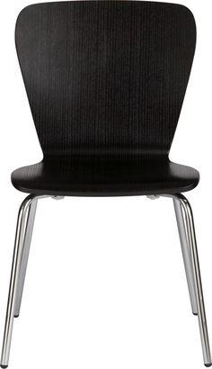 Felix Espresso Side Chair  $89.95