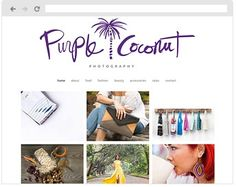 Purple Coconut Photography