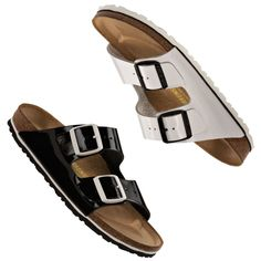 So many Birkenstocks have just arrived! Let us know what your favourite is! Birkenstock Sandals, Birkenstock Milano, Birkenstocks, Shoes Online, Classic Style, Clogs, Shoes Sandals, Winter, Stuff To Buy