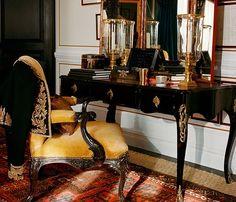 """Ralph Lauren Home Archives, """"La Boheme"""" detail"""