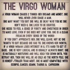 Discover and share Virgo Women Quotes And Sayings. Explore our collection of motivational and famous quotes by authors you know and love. Virgo Memes, Virgo Quotes, Zodiac Signs Virgo, Virgo Horoscope, Virgo And Libra, Zodiac Facts, Virgo Compatibility, Virgo Daily, Astrology Signs