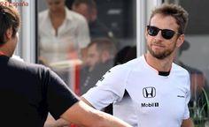 Button volverá a la Fórmula 1 para sustituir a Alonso en el Gran Premio de Mónaco