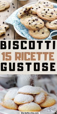 Ricotta, Burritos, Biscotti Cookies, Biscuit Cake, Macarons, Nutella, Sweet Recipes, Muffin, Food And Drink