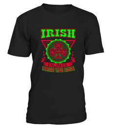 LUCKY SAINT PATRICK'S DAY IRISH T-SHIRT  => Check out this shirt or mug by clicking the image, have fun :) Please tag, repin & share with your friends who would love it. #Irish #hoodie #ideas #image #photo #shirt #tshirt #sweatshirt #tee #gift #perfectgift