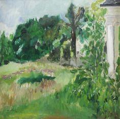 Jane Freilicher, Summer Landscape