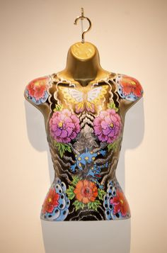 bust for breast cancer research  repinned from Curious Work