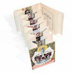 Libros Pop-Up Books Cards: Tipología de libros móviles y desplegables (Tipos de mecanismos y libros pop-up)
