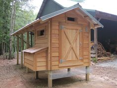 I'm going to build this chicken coop when we get our house built.