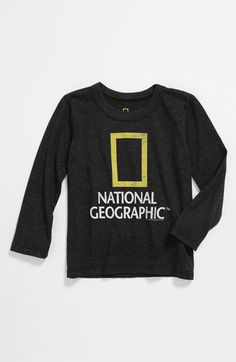 Chaser 'National Geographic' T-Shirt (Toddler) available at Nordstrom