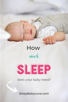 Baby sleep needs by age discussed so that you can get the best sleep for your baby. Baby Needs, Baby Love, Sleep Needs By Age, Sleeping Too Much, Good Sleep, Infants, Baby Sleep, Parenting Hacks, Babys