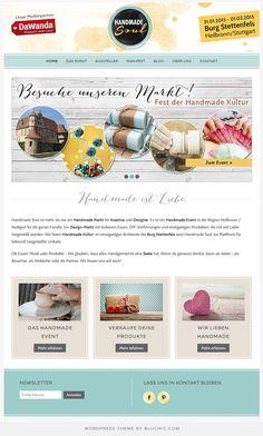 Use Geraldine Theme from Bluchic. Visit handmadesoul.de