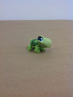 Littlest Pet Shop, LPS, #187 Smooth Shell Turtle