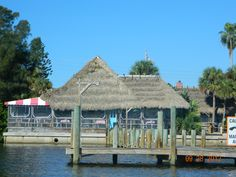 Conchy Joe's Jensen Beach Florida. Been around a long time. We <3 this place.