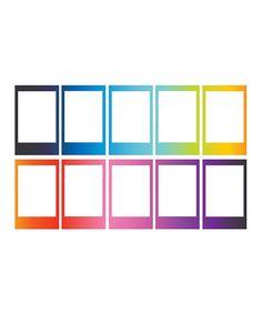This Rainbow Fujifilm Instax Mini 8 Film Sheets by Fujifilm is perfect! Instax Mini Film, Instax Frame, Fuji Instax Mini, Fujifilm Instax Mini 8, Polaroid Frame, Polaroid Camera, Polaroids, Digital Scrapbooking, Polaroid