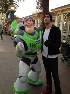 Buzz and Jack Barakat (from All Time Low)