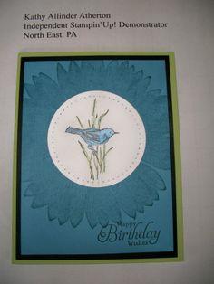 SU Simply Sketched Hostess Set, Sunflower Stamp