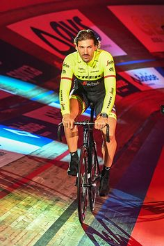 Ciao Fabian Cancellara Farewell Race Kuipke Track Velodrome / Tim De Waele/Corbis