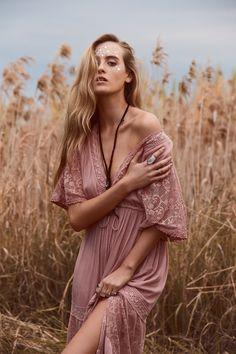 Tree of Life | 2016 Campaign | Rose Quartz | Bohemian Fashion