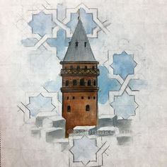 253 Likes, 5 Kommentare – Teşrin-î Sani ( auf In … - Rebel Without Applause Islamic Posters, Islamic Paintings, Islamic Wall Art, Religious Art, Arabesque, Watercolor Paintings, Photo And Video, Wallpaper, Instagram