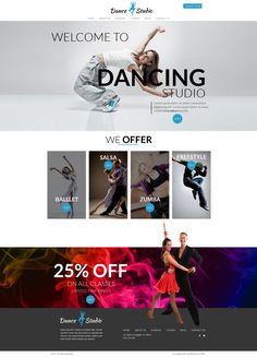 b5f57d9ac74 Need a website that drive new students at your dance studio or school  -  Our dance website designers build amazing with mobile friendly website for  you.