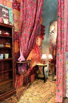 couleurs et rideaux