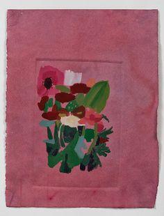 Leon Benn's Monoprints