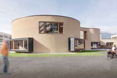 "Polo per l'infanzia ""Firmian"" a Bolzano – MoDus Architects"