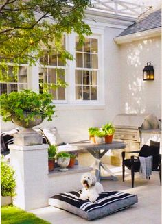patio perfection | veranda house