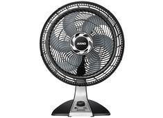 [Magazine Luiza] Ventilador de Mesa Arno VF40 40cm - R$ 107,10 à vista - Frete Free