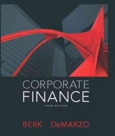 corporate finance by ehrhardt problem solutions