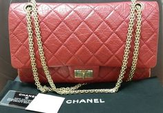 Chanel Reissue 2.55 277 Calfskin Shoulder Bag. Get one of the hottest styles of the season! The Chanel Reissue 2.55 277 Calfskin Shoulder Bag is a top 10 member favorite on Tradesy. Save on yours before they're sold out!