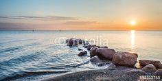 Sonnenaufgang Timmendorfer Strand  Ostsee