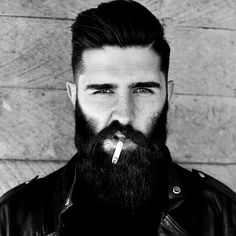 50 Great Beards For Men - Trimmed And Neat Style Ideas Medium Beard Styles, Beard Styles For Men, Hair And Beard Styles, Hair Styles, Beard Tips, Great Beards, Man Images, Well Dressed Men, Facial Hair