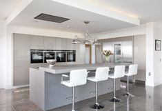 AP McCoy contemporary kitchen